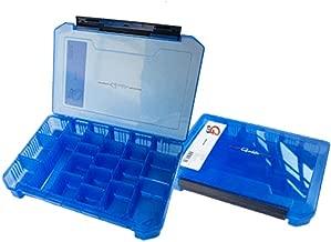Gamakatsu G3600 G-Box, Slit Foam Utility Case, 3201, Blue