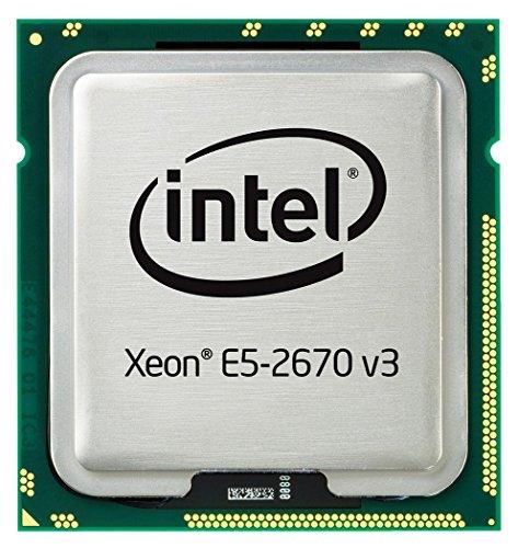 HP 726989-b21–Procesador Intel Xeon E5–2670V32.3GHz 30MB de caché de 12Núcleos