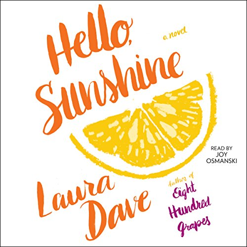 Hello, Sunshine audiobook cover art