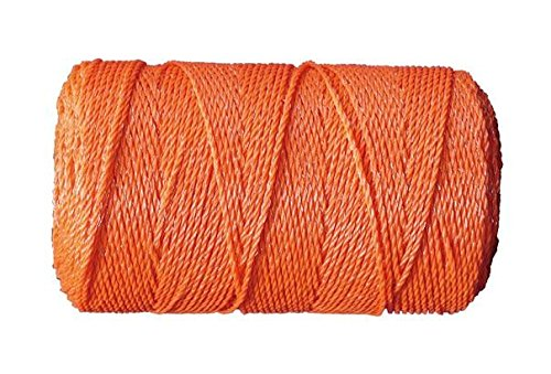 Orework 397088 Hilo Pastor 3 Hilos de INOX, 0.15 mm x 200 m, Naranja
