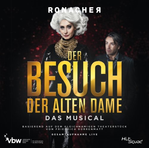 Der Besuch der alten Dame - Das Musical - Gesamtaufnahme Live