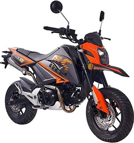 Urban Motorrad, 125 ccm, 90 km/h, »M5 125 EFI«