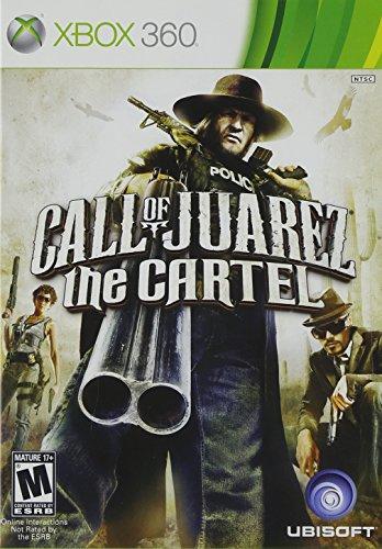 Ubisoft Call of Juarez - Juego (Xbox 360, Xbox 360, FPS (Disparos en primera persona), M (Maduro))
