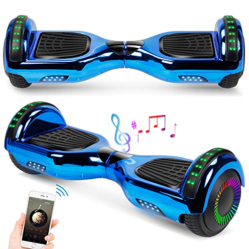 Spadger Hoverboard UL2272 Certified Two...