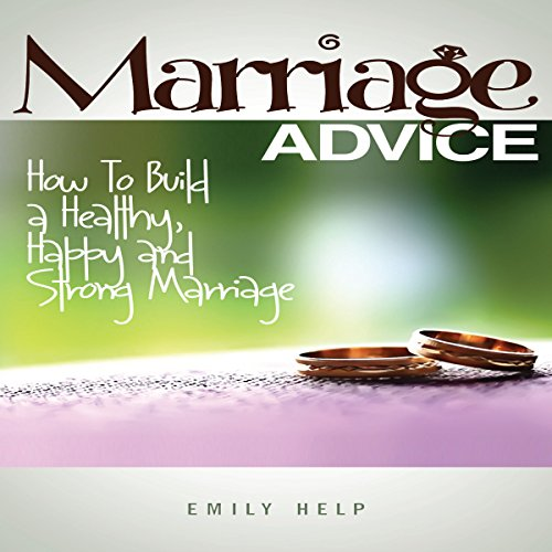Marriage Advice audiobook cover art