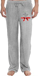 It's a Wonderful Life Men's Sweatpants Lightweight Jog Sports Casual Trousers Running Training Pants