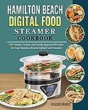 Hamilton Beach Digital Food Steamer Cookbook