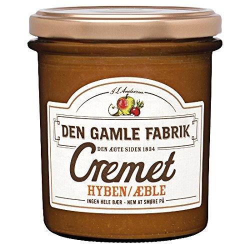 Den Gamle Fabrik Marmelade Cremet Apfel/Hagebutte