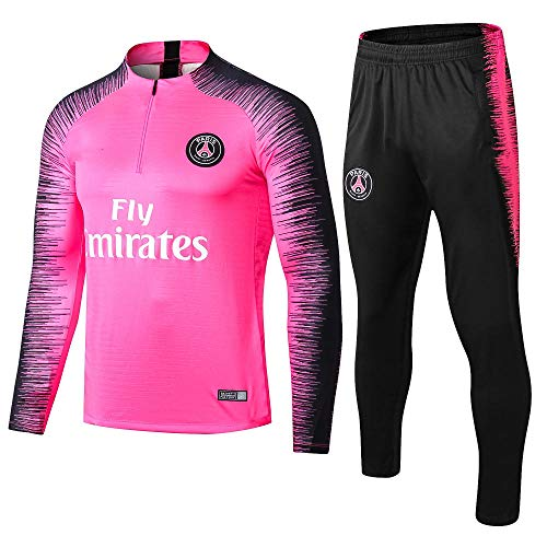 Paris Black Camiseta Manga Larga fútbol Primavera
