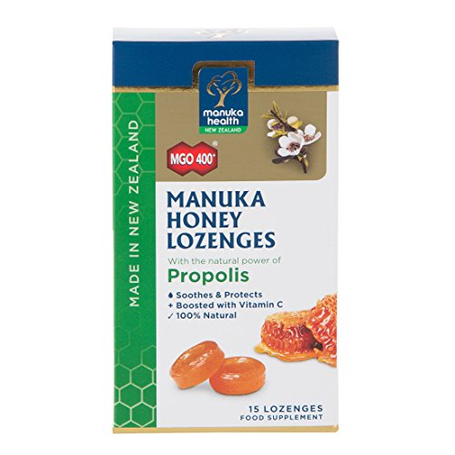 Manuka Health Propolis Bonbons MGO 400+, 65 g