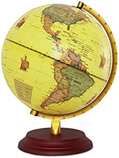 LHQ-HQ verken de wereld Educatieve Swivel Globe Onderwijs Global Pure Engels 25 CM Middelbare School Studenten Speciale On...