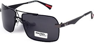 2ff22c2126 Matrix Drive - Gafas de sol - para hombre Negro negro M