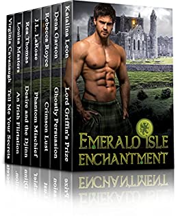 Emerald Isle Enchantment Boxed Set by [Katalina Leon, Dena Garson, Rebecca Royce, J.L. LaRose, Rea Thomas, Louisa Masters, Virginia Cavanaugh]