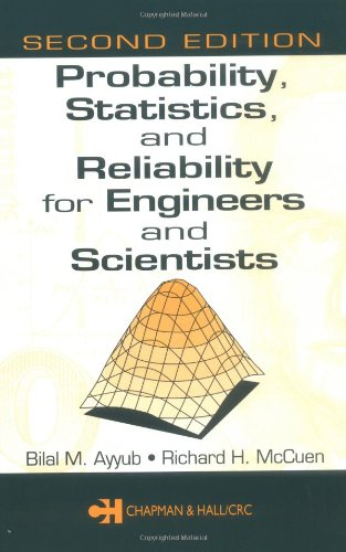 Probability, Statistics, and Reliability for Engineers and Scientists, Second Edition