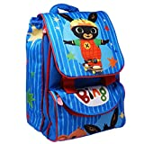 Bing Q99451 Zaino da Scuola, Estensibile, Poliestere, Multicolore