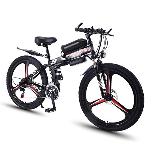 Check Out This CYC Steel Frame Folding Electric Bicycle Adult Mountain Bike 36v 13a 22mph 350w Autom...