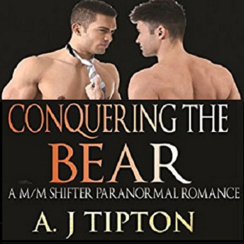 Conquering the Bear audiobook cover art