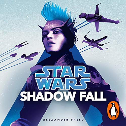 Star Wars: Shadow Fall  By  cover art