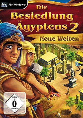 Die Besiedlung Ägyptens 2 - Neue Welten (PC)