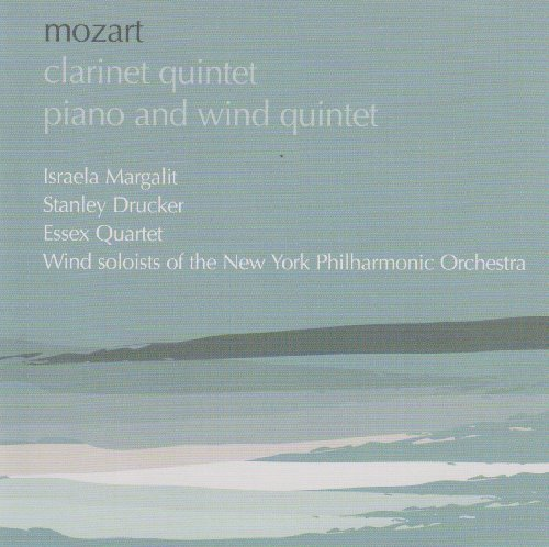 Mozart: Clarinet Quintet; Quintet for piano and wind instruments