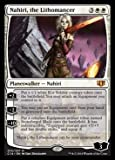Magic The Gathering - Nahiri, The Lithomancer - Oversized (010/337) - Commander 2014 - Foil