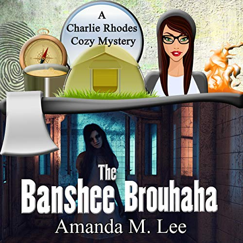 The Banshee Brouhaha Audiobook By Amanda M. Lee cover art