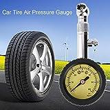 0-60psi Accurate Car Auto Pneumatici Misuratori di pressione Manometri di...