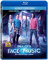 BILL & TED FACE THE MUSIC (Bill et Ted font face à la musique) [DVD + Bluray] [Blu-ray] (Bilingual)
