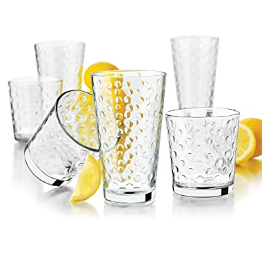 Libbey Awa 16-Piece Glassware Set