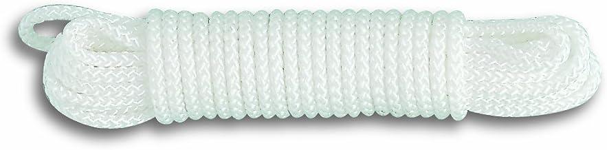 Chapuis FDR7 touw, polypropyleen, gevlochten, 150 kg, diameter 3 mm, lengte 20 m, wit