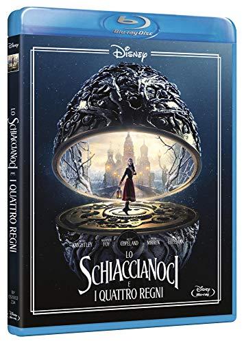 Lo Schiaccianoci e i 4 Regni edizione 2021 ( Blu Ray)