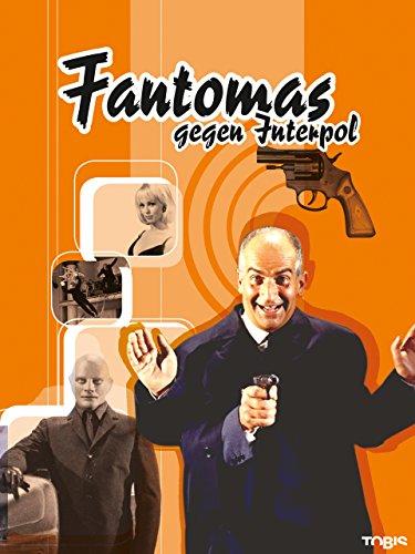 Fantomas gegen Interpol [dt./OV]
