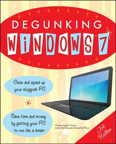 Degunking Windows 7