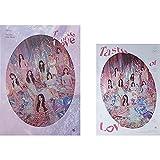 JYP Ent Twice 10th Mini Taste of Love Album (In Love
