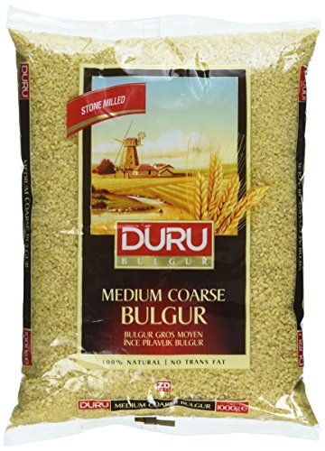 Duru Medium Coarse Bulgur #2 – 2.2lb