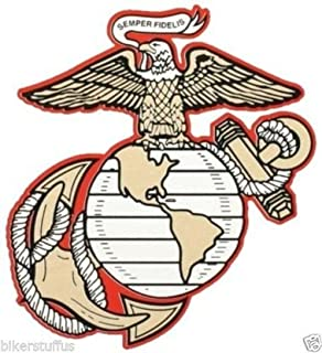 Marine Corps Semper FI EGA Bumper Sticker Hard HAT Sticker Laptop Sticker