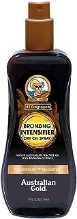 2 Pack Bronzing Dry Oil Spray Intensifier