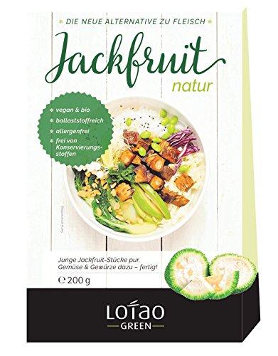 Latao Bio Jackfrucht, Natur, 200g