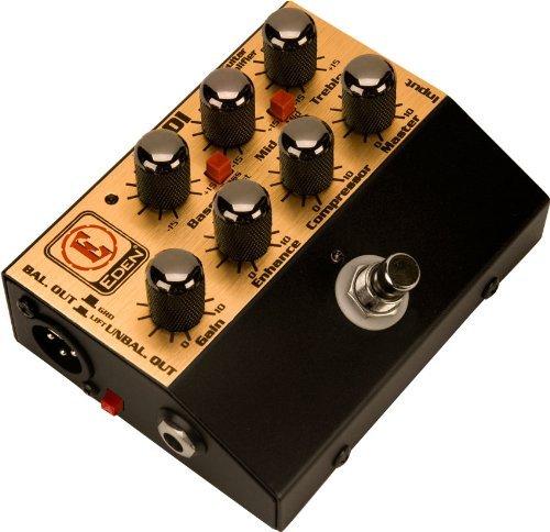 Eden World Tour Direct Box Preamp Pedal USM-WTDI-U Amplifier Accessory [並行輸入品]
