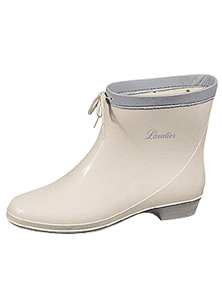 マイク光むしろMoonStar (ムーンスター) レディース(女性用) ブーツ (長靴) LAVALIER (ラベリア) 08 【ベージ】 24.0cm