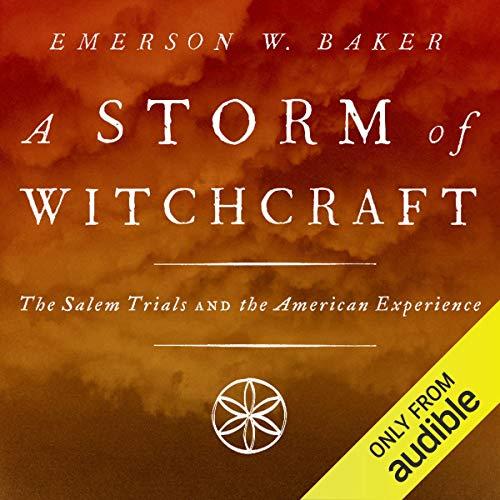 Page de couverture de A Storm of Witchcraft
