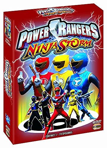 Power Rangers Ninja Storm-Vol. 1