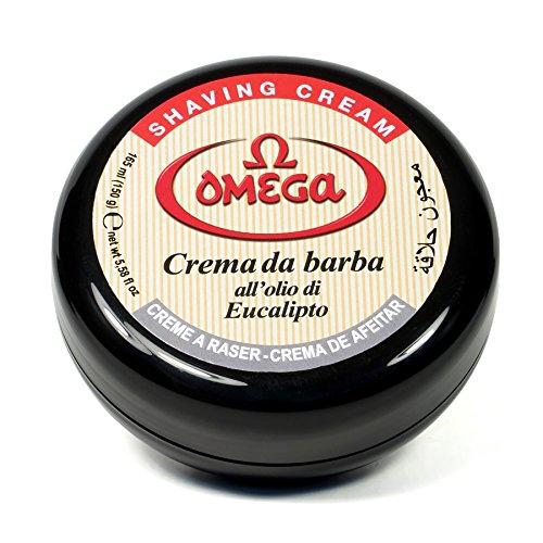 Omega - Crème à raser - Eucalyptus