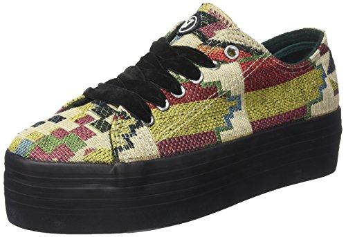 Sixtyseven Zapatillas Plataforma Multicolor EU 39