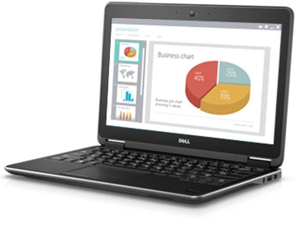 眼ゼリー憲法ノートパソコン 中古 DELL Latitude E7240 Core i5 4GBメモリ 12.5インチ Windows10 WPS Office 付き