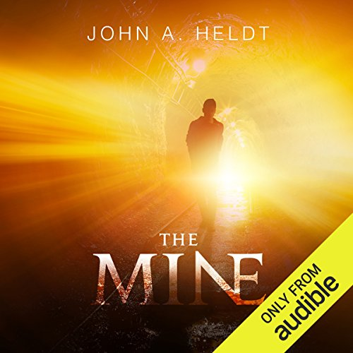 The Mine audiobook cover art