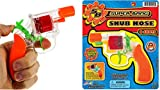 JA-RU Ring Cap Gun Super Bang See-Thru Hot Shots (1 Unit) Quality Plastic Great Bang Party Favors Supplies for Kids. 900-1A