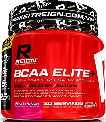 Reign Performance Nutrition BCAA Elite+ Amino Acids