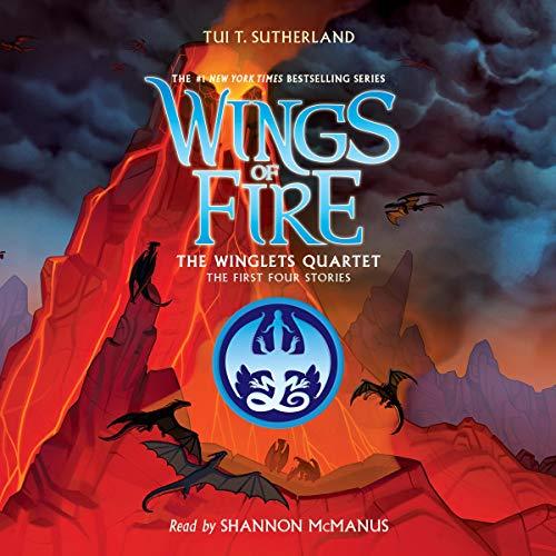 Wings of Fire Titelbild