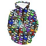 DJNGN Game Hoodie Boys Girls Sweater Sudaderas Juveniles